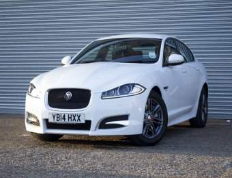 Hire JAGUAR XF