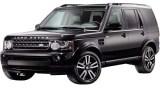 Hire Land Rover Discovery
