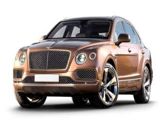 Hire Bentley Bentayga