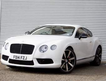 Hire BENTLEY GT