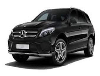 Mercedes GLE Hire