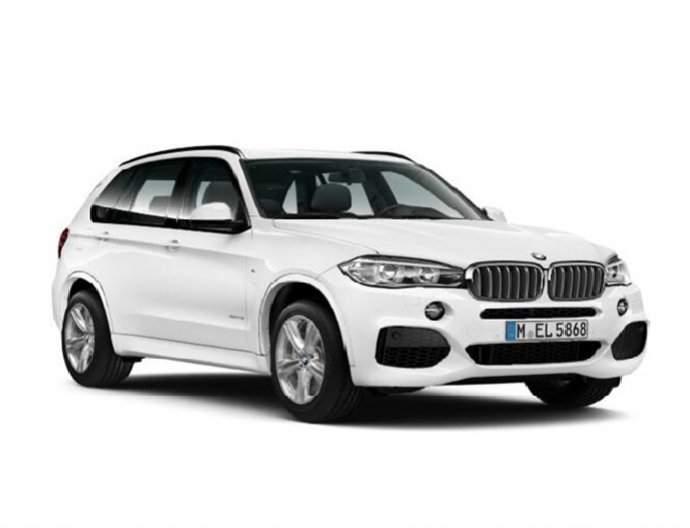 BMW X5 Hire