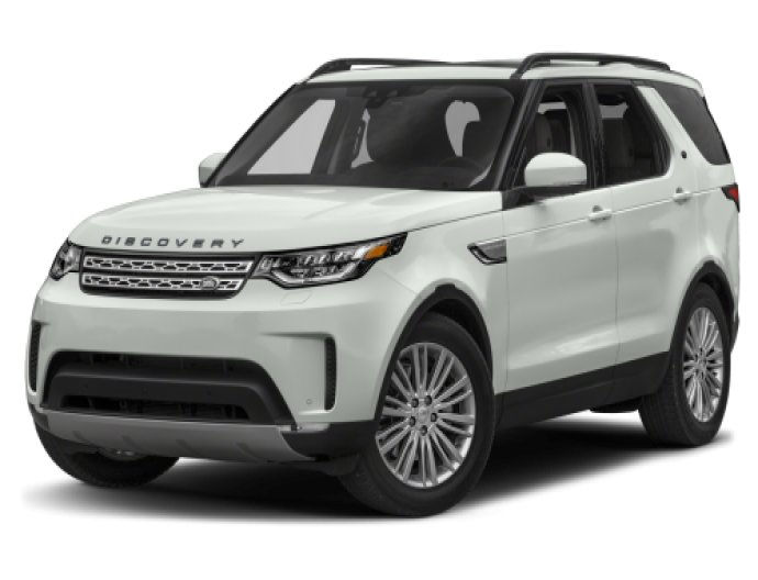Land Rover Discovery Hire