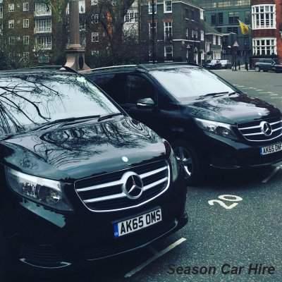 Mercedes V Class Hire