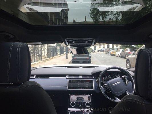 Range Rover Velar Hire