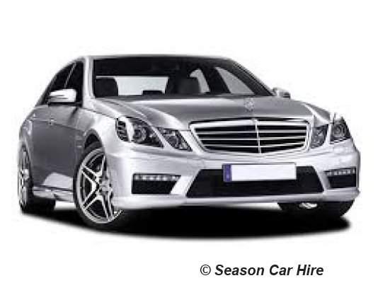 Mercedes E Class Hire
