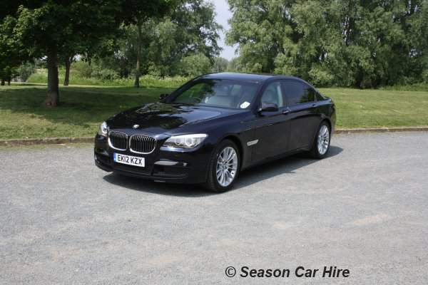 BMW 7 SERIES Hire