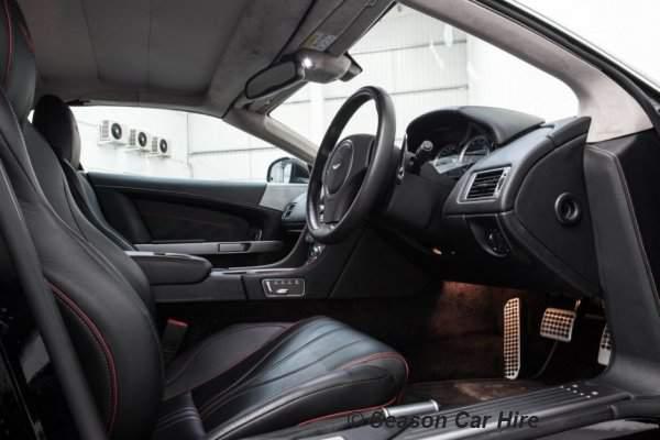 Aston Martin DB11 Hire