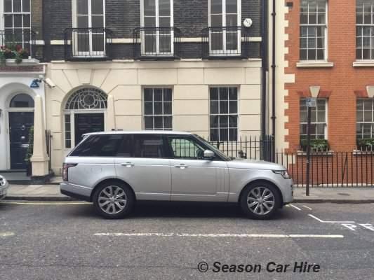Range Rover Vogue Hire