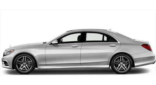 Mercedes S Class Hire London