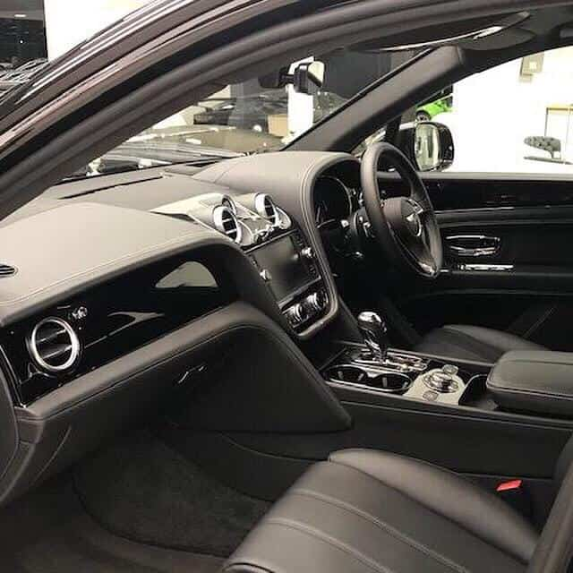 Bentley Bentayga Hire London