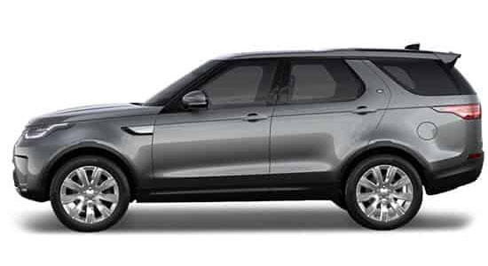 Land Rover Discovery Hire London