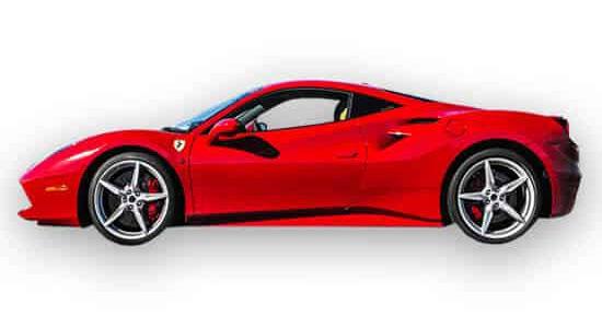 Ferrari 488 Hire