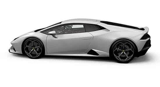 Lamborghini Huracan Spyder Hire
