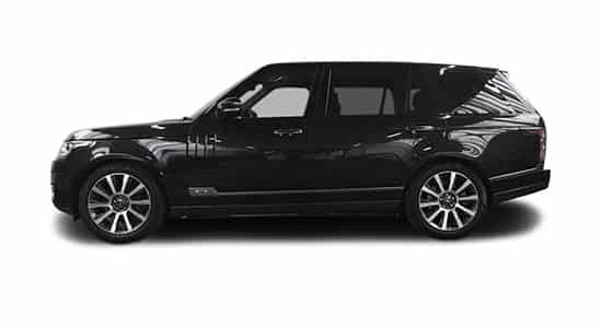 Range Rover Vogue LWB Hire London
