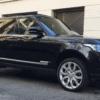 Range Rover Vogue LWB Hire London