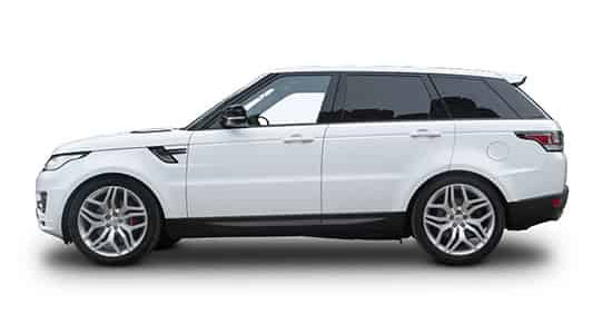 Range Rover Sport Hire London