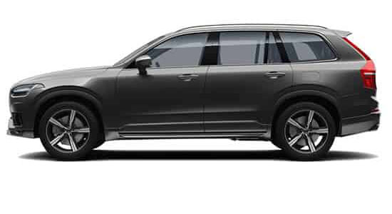 Volvo XC90 Hire London