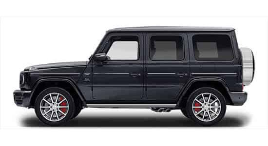 Mercedes G63 Hire London