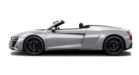 Audi R8 Spyder Hire London
