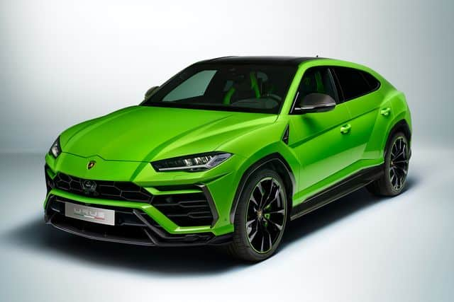 2021 Lamborghini Urus: New Colours, More Features