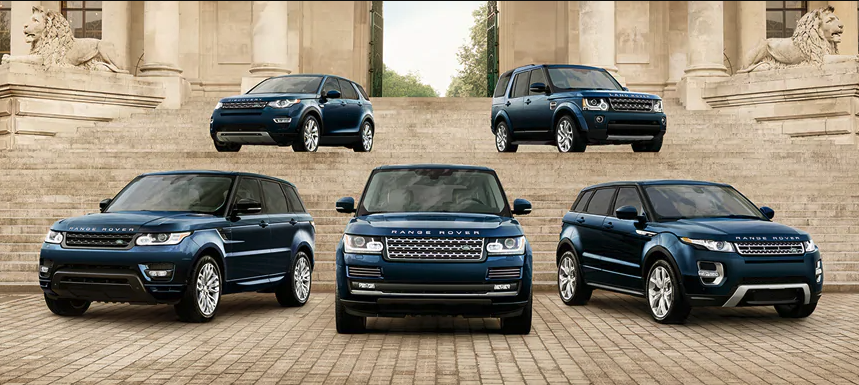 Range Rover Hire London: Our Fleet